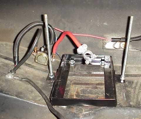 2quicknovas com trunk mounted battery